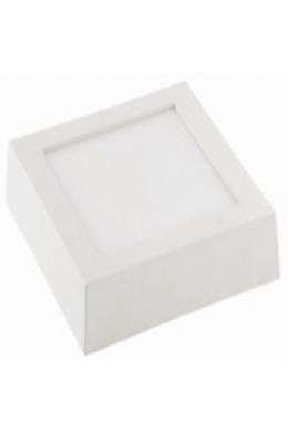 панель светодиодная накладная квадратной формы - 18 Вт