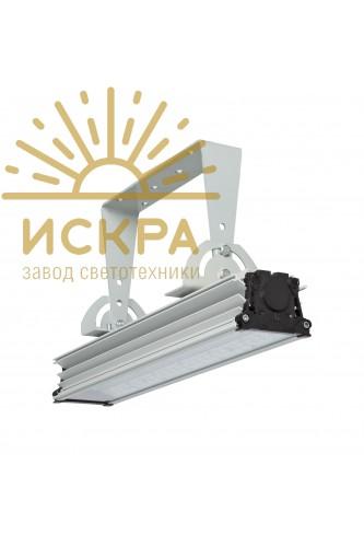 Промышленный LED светильник - 50 Вт - трос