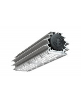 Уличный LED светильник на опору - 60 Вт Угол 140*60