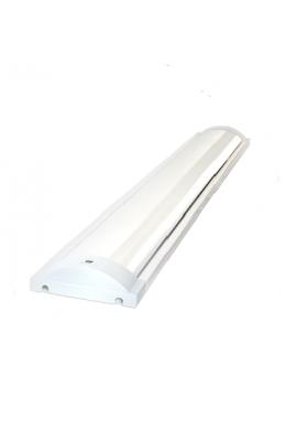 Корпус для сборки светодиодного светильника - аналога ЛПО 2х36