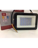 Прожектор светодиодный 12-36V(Вольт) -30 Вт