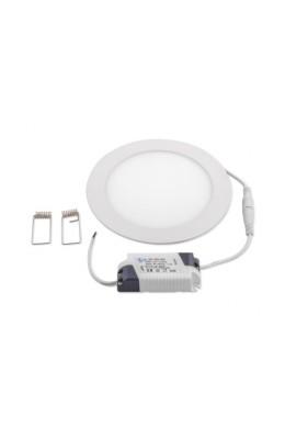 LED панель ультратонкая круглая - 16 (W)Вт