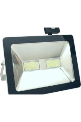Прожектор светодиодный с датчиком движения 100 Вт