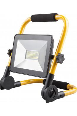 Аварийный переносной прожектор LED 30 Вт
