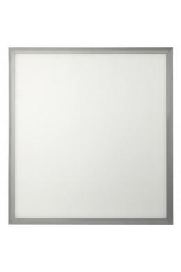 Светодиодная панель 600 х 600 мм - 40 Вт рамка серебро