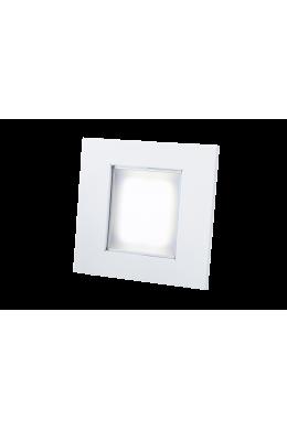 Взрывозащищенный встраиваемый светодиодный светильник для АЗС Ex-ДВУ41-52-50-Д110