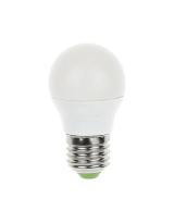Лампа светодиодная формы шар 3,5 Вт