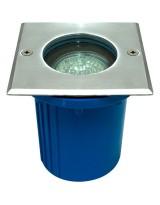 Светодиодный светильник тротуарный (грунтовый) 2W 6400K 230V IP65