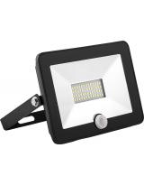 Прожектор светодиодный SMD с датчиком движения 30 Вт