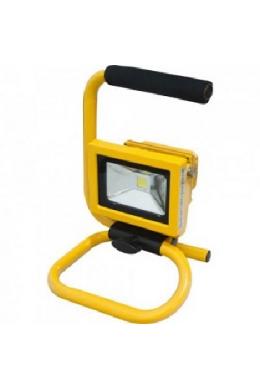 Аварийный переносной прожектор LED 10 Вт