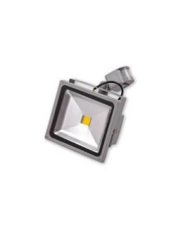 Прожектор LED с датчиком движения 30Вт