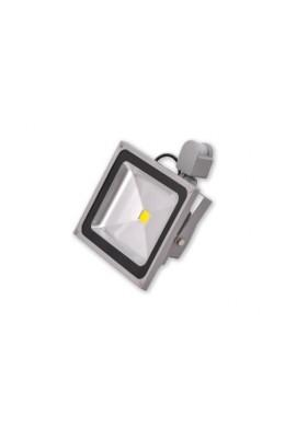 Прожектор светодиодный с датчиком движения 50 Вт