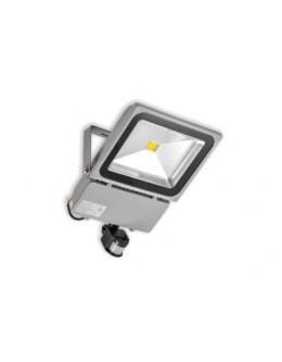 Прожектор LED с датчиком движения 70 Вт