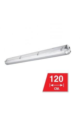 Светильник светодиодный - 40Вт IP65 (Аналог 2х18)