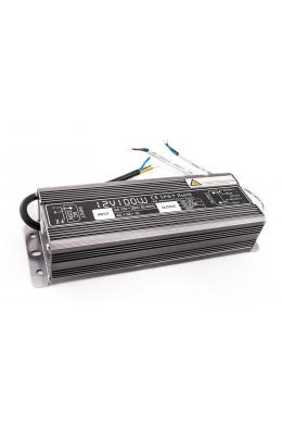 Блок питания 12 Вольт - 100 Вт (Постоянный ток)