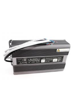 Блок питания 12 Вольт - 200 Вт (Постоянный ток)