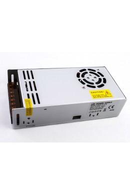 Блок питания IP 20 - 12 Вольт - 600 Вт (Постоянный ток)