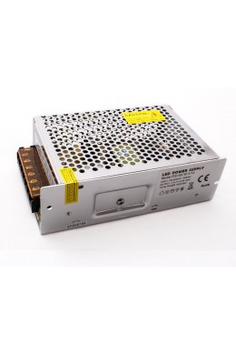 Блок питания IP 20 - 12 Вольт - 150 Вт (Постоянный ток)