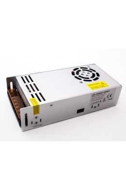 Блок питания IP 20 - 12 Вольт - 300 Вт (Постоянный ток)
