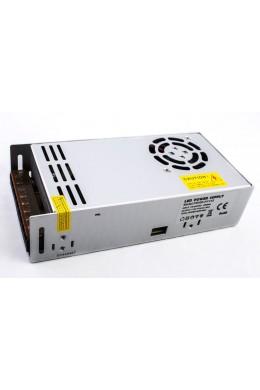 Блок питания IP 20 - 12 Вольт - 400 Вт (Постоянный ток)