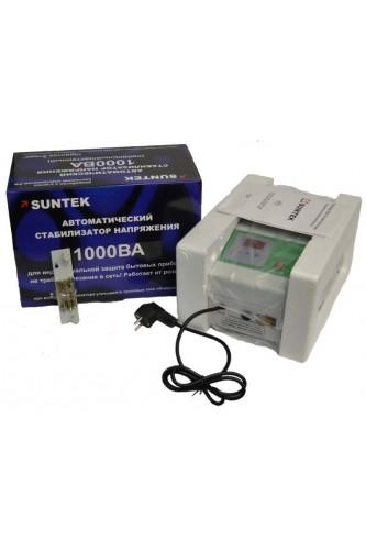 Стабилизатор напряжения релейныйного типа: SUNTEK 1000 ВА