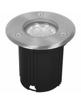 Светодиодный светильник тротуарный (грунтовый) 7W 4000K 230V IP67