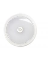 Светодиодный светильник СПБ-2Д 14Вт 230В 4000К 1100Лм 250мм с датчиком