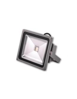 Прожектор LED_RGB c пультом управления - 50 Вт(W)
