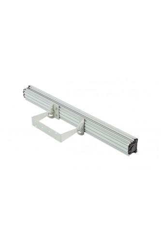 Промышленный LED светильник - 100 Вт - трос